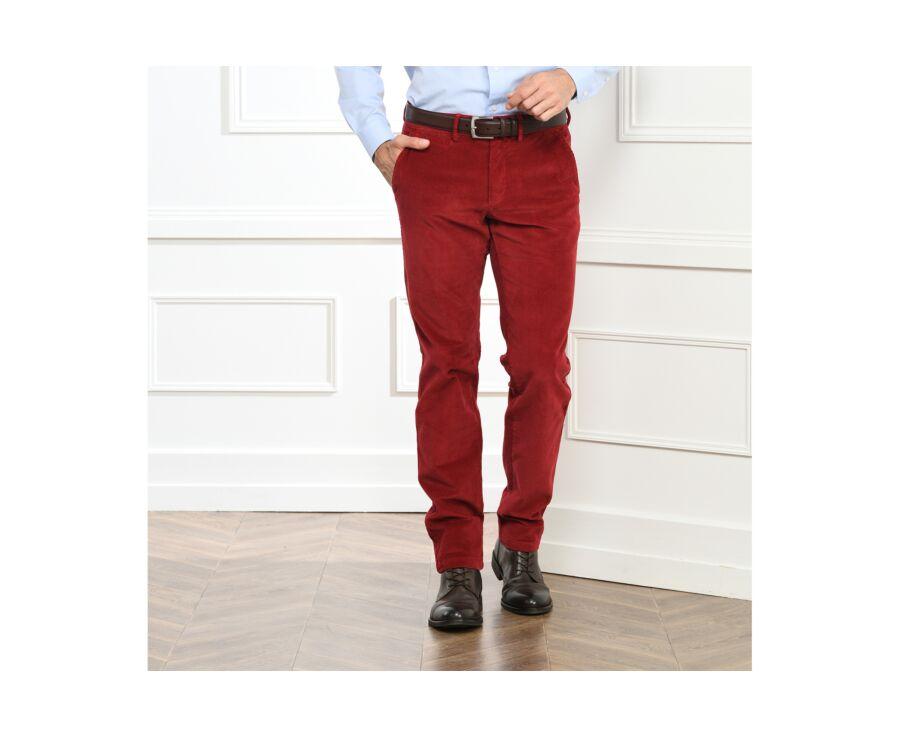 Norman Dark Red