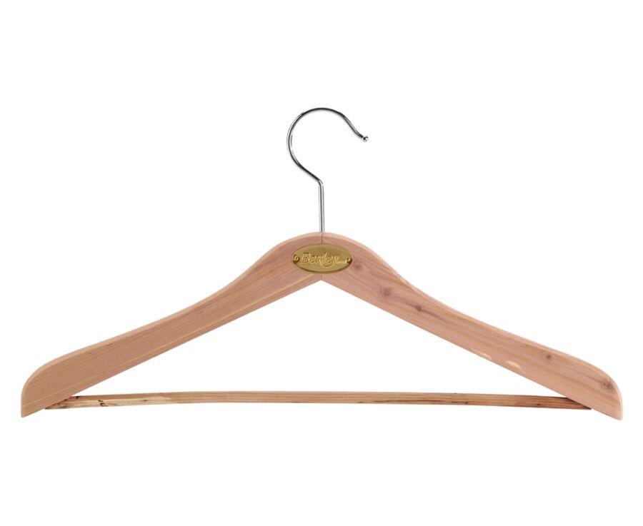 Set of 2 Hangers Red Cedar