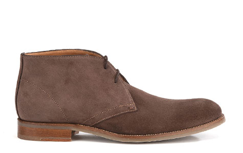 Low boots for men Bexley