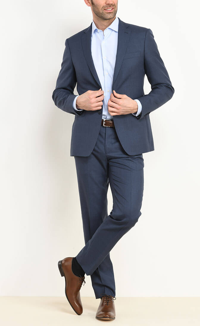 Smart and business Look for man